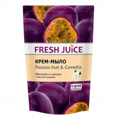 Fresh juice Крем мыло Passion fruit Camellia (с маслом камелии) 460 мл